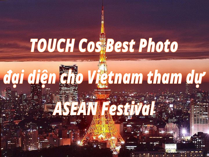2014�N4��18-20�� TOUCH Cos Best Photo web contest